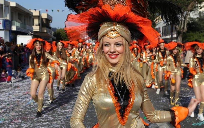 Кипрские праздники и фестивали