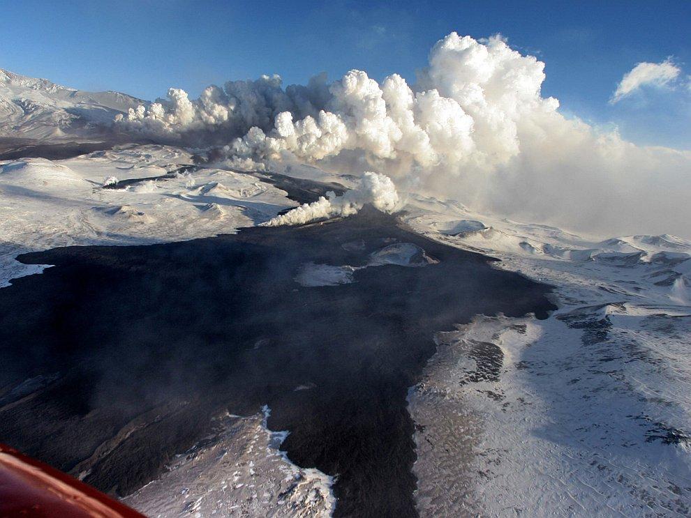 28 вулканов на полуострове камчатка: