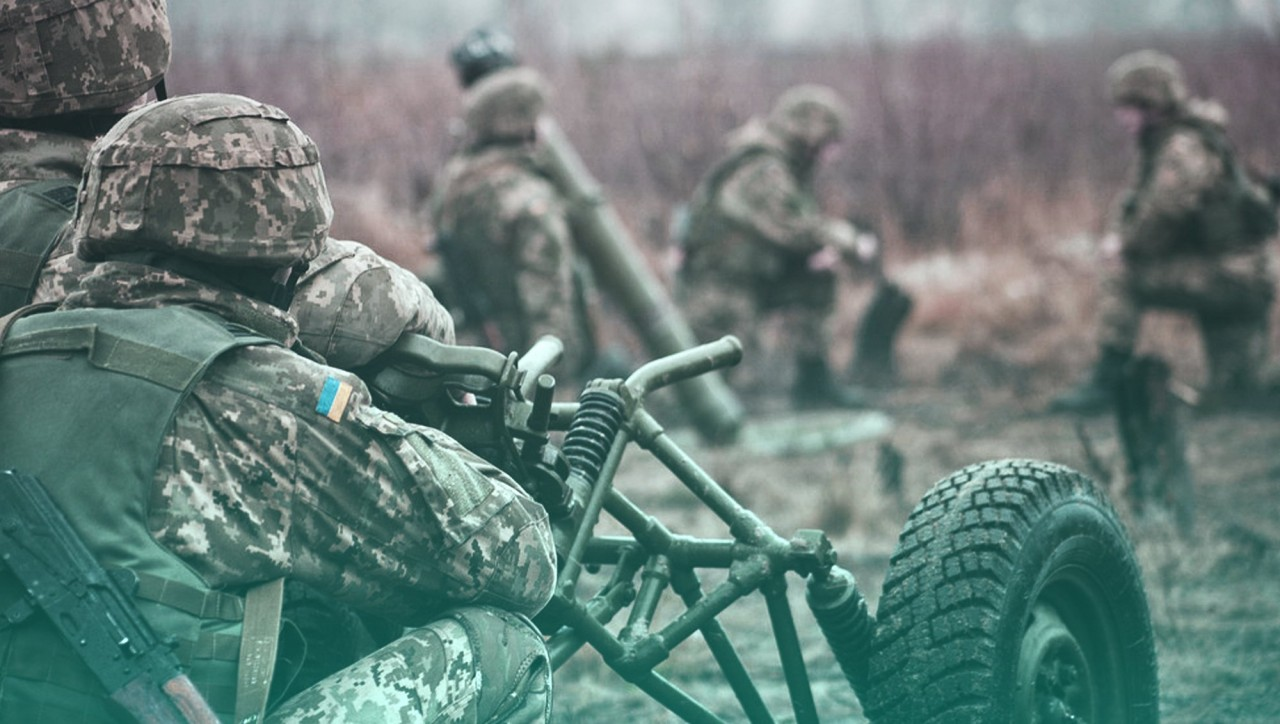Украина стянула гранатометчиков и пулеметчиков к границам Луганска