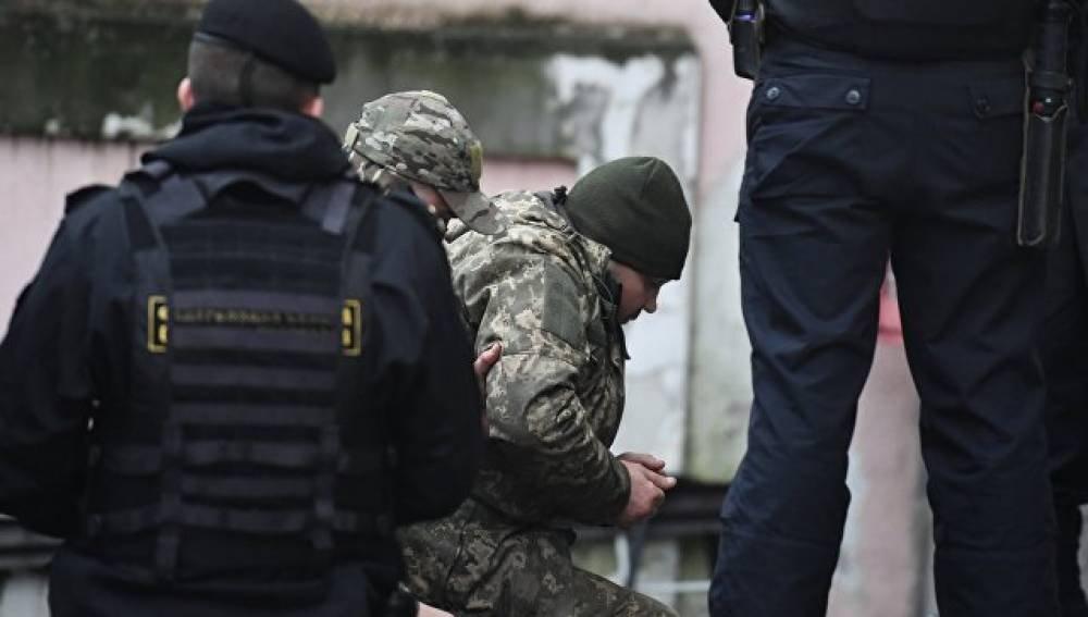 Задержанного в Черном море С…