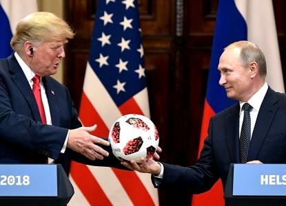 Раскрыта связь Путина и «нового мирового порядка»