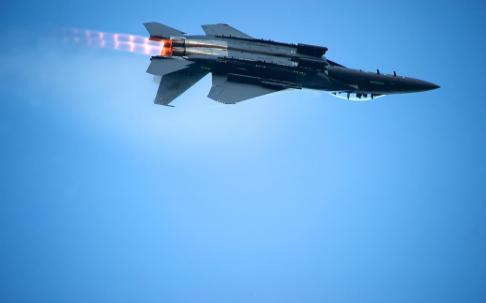 Пьяные летчики США в небе над Балтией