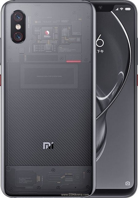 Для флагмана Xiaomi Mi 8 Exp…