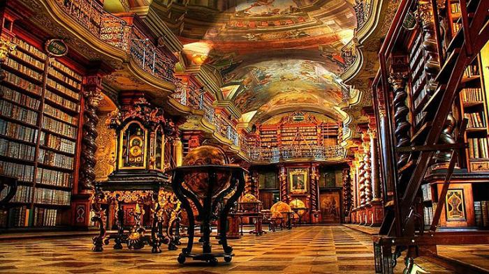 25 самых красивых библиотек мира
