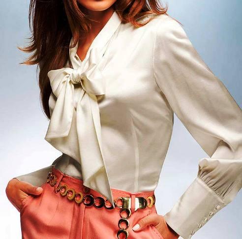 Навечно в тренде — шелковая рубашка как символ роскоши и вкуса