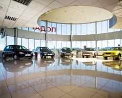 В России ускорилось падение продаж легковых автомобилей