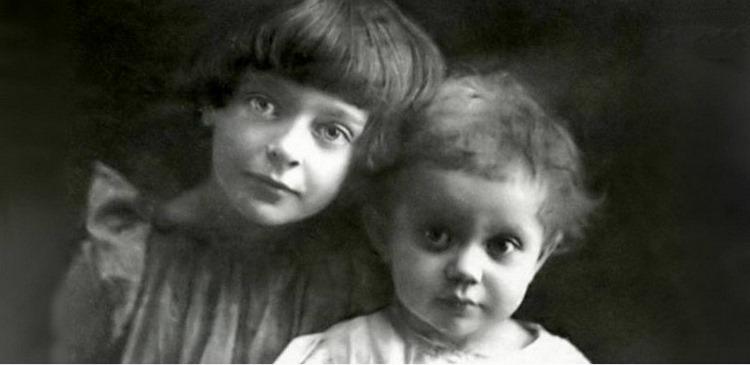Письмо Марины Цветаевой детя…