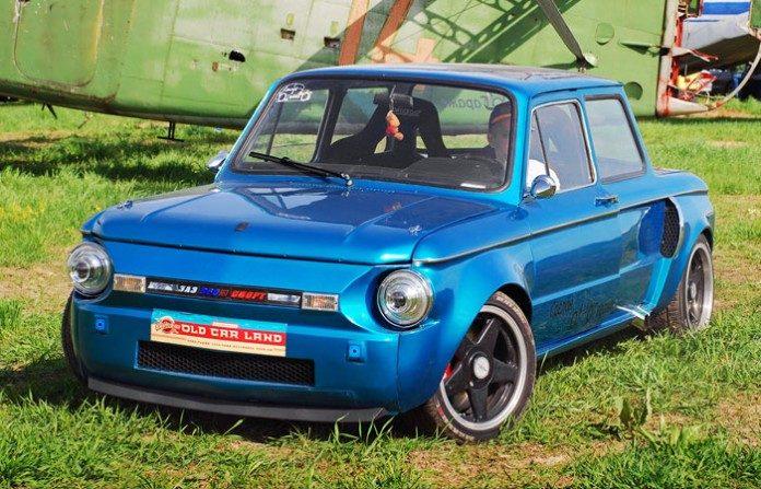 Украинец «скрестил» BMW и «Запорожец» — что из этого вышло