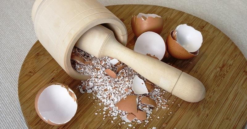 Маски из яичной скорлупы дают эффект не хуже дорогостоящей косметики!