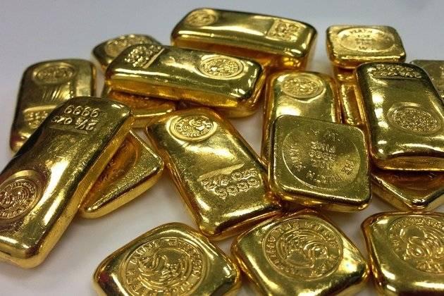 Потерянное золото России