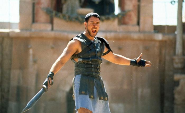 Гладиаторы Рима: как создава…