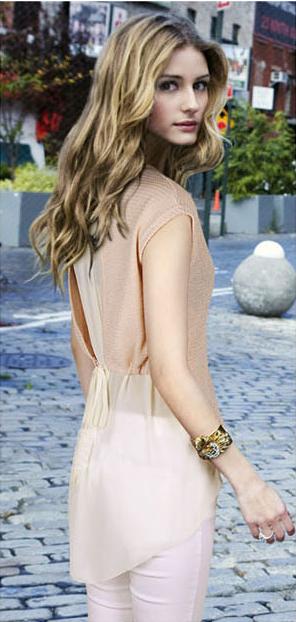 Жилето-блузка от SHEIN
