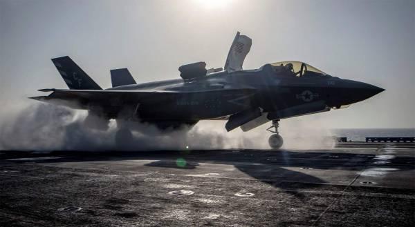 ВСША уронили первый F-35: чтоэто значит?
