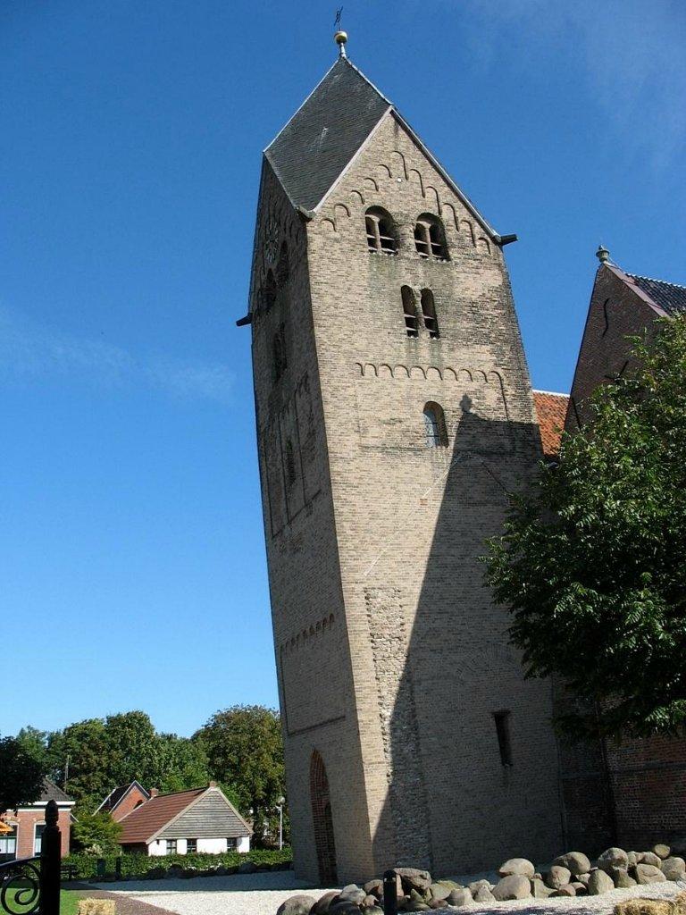 10. Башня Bedum , Нидерланды