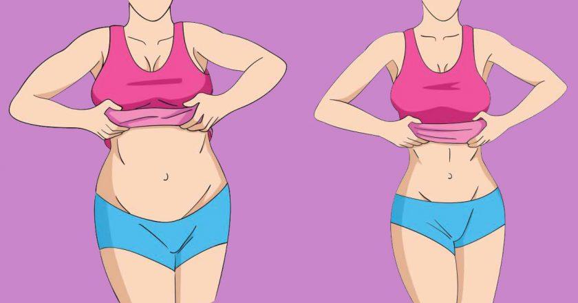 Люди набирают вес по этим причинам…