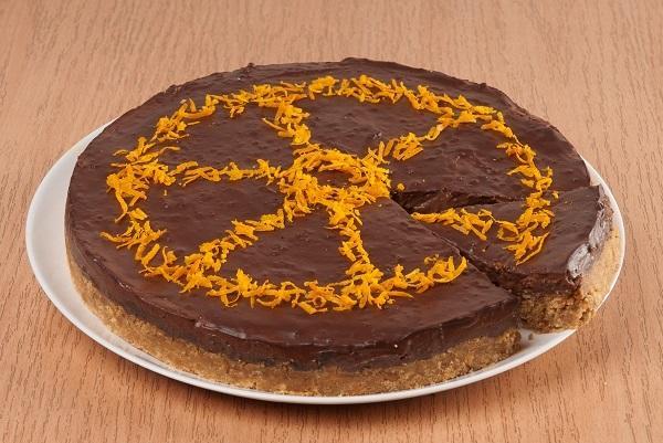 Шоколадно-апельсиновый торт/Фото: А. Соколов/BurdaMedia