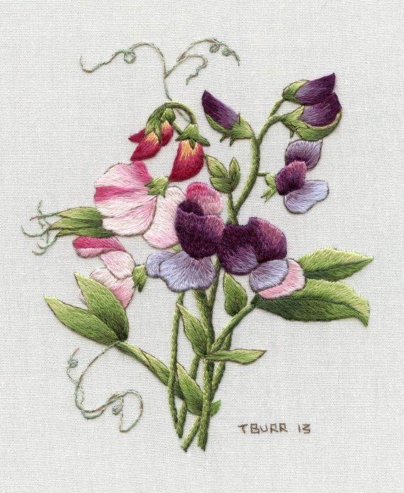 Любуемся — шеревры цветочно…