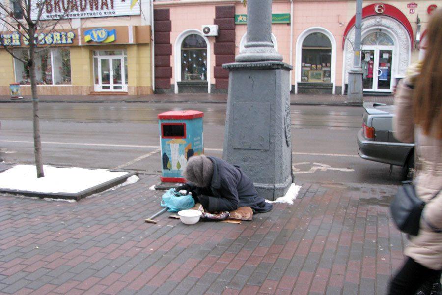 Киевляне устали и никому не нужны