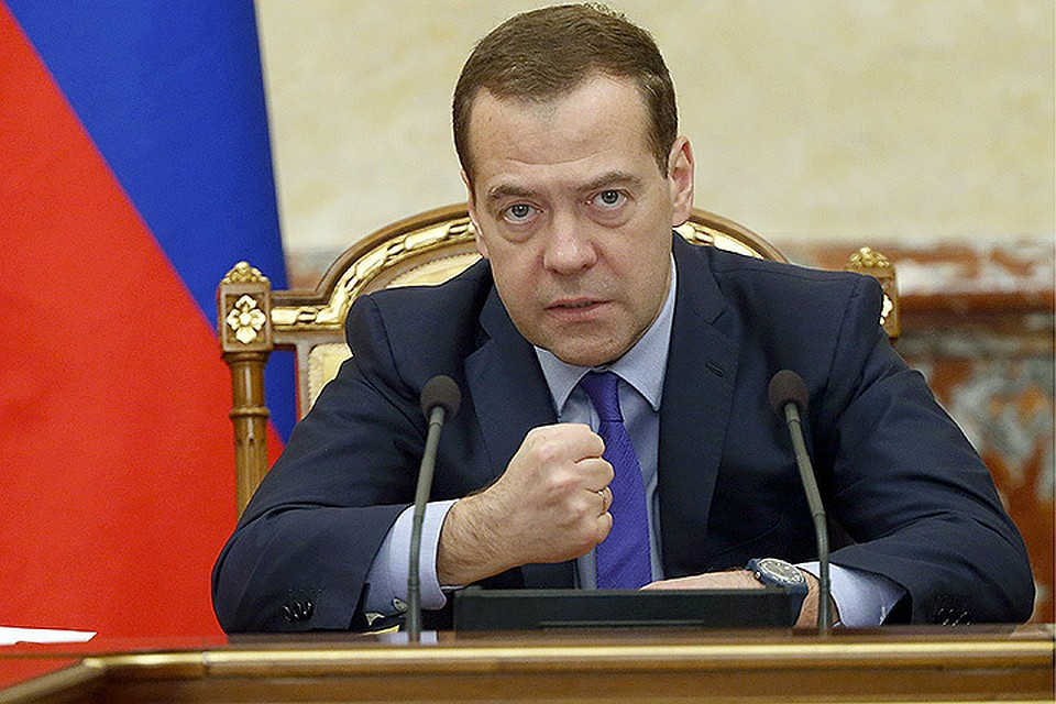 Медведев потребовал наказыва…