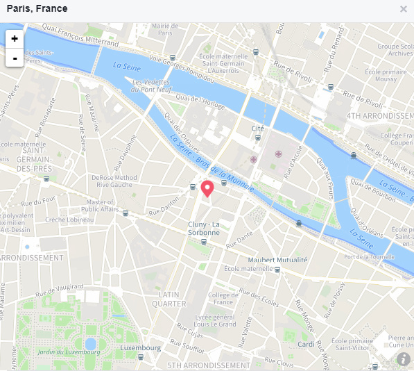 Париж уже совсем нельзя сравнивать с Москвой
