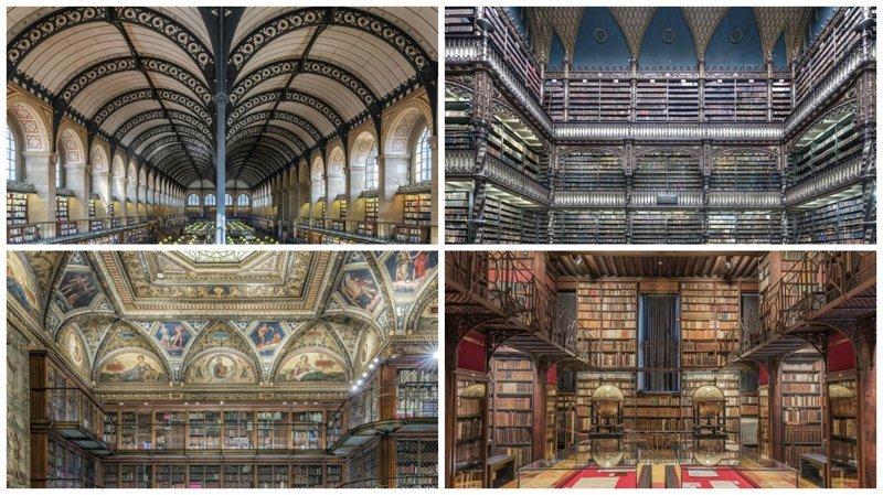 Самые красивые библиотеки ми…