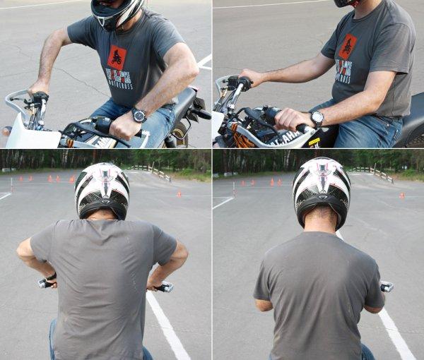 Проверь себя — ошибки начинающих мотоциклистов - Фото 4