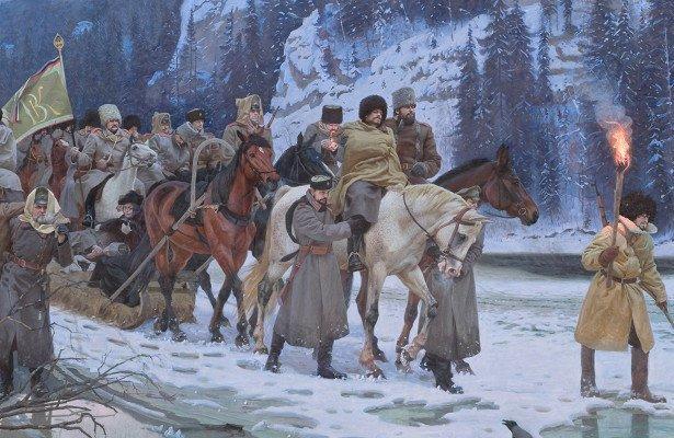 Владимир Каппель: белый рыцарь и его армия