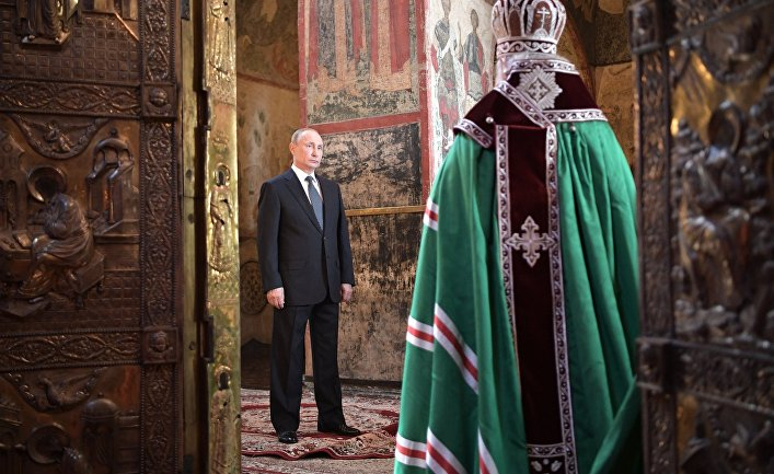 Вечный президент России. Опоры власти Путина  Der Spiegel, Германия
