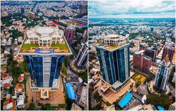 Индийский олигарх строит свой собственный Белый дом на вершине небоскреба