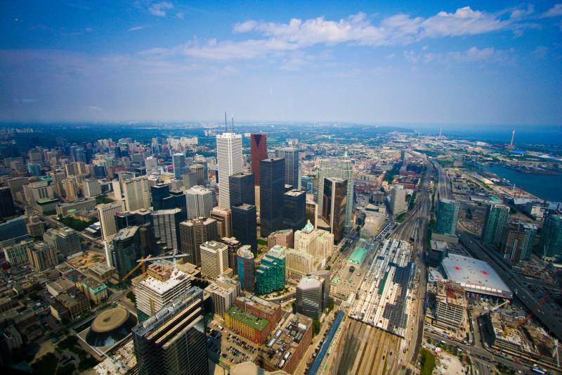 highrise11 800x533 25 городов мира с наибольшим числом высотных зданий