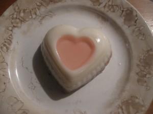 Десерт сметанное желе-быстро и вкусно