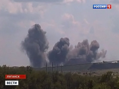 Луганск погибает в ходе спецоперации военных — Ассошиэйтед Пресс