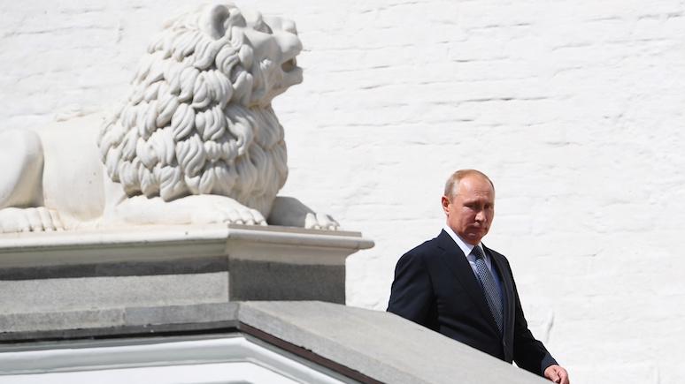 Голландский эксперт: этот президентский срок — последний шанс Путина стать «Владимиром Великим»