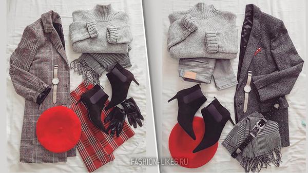 Как носить серый пиджак, но не быть серой мышкой: 6 модных примеров