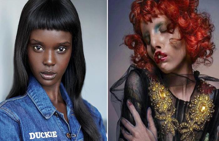 Страшно красивы: Модели, чья внешность не вписывается ни в какие рамки