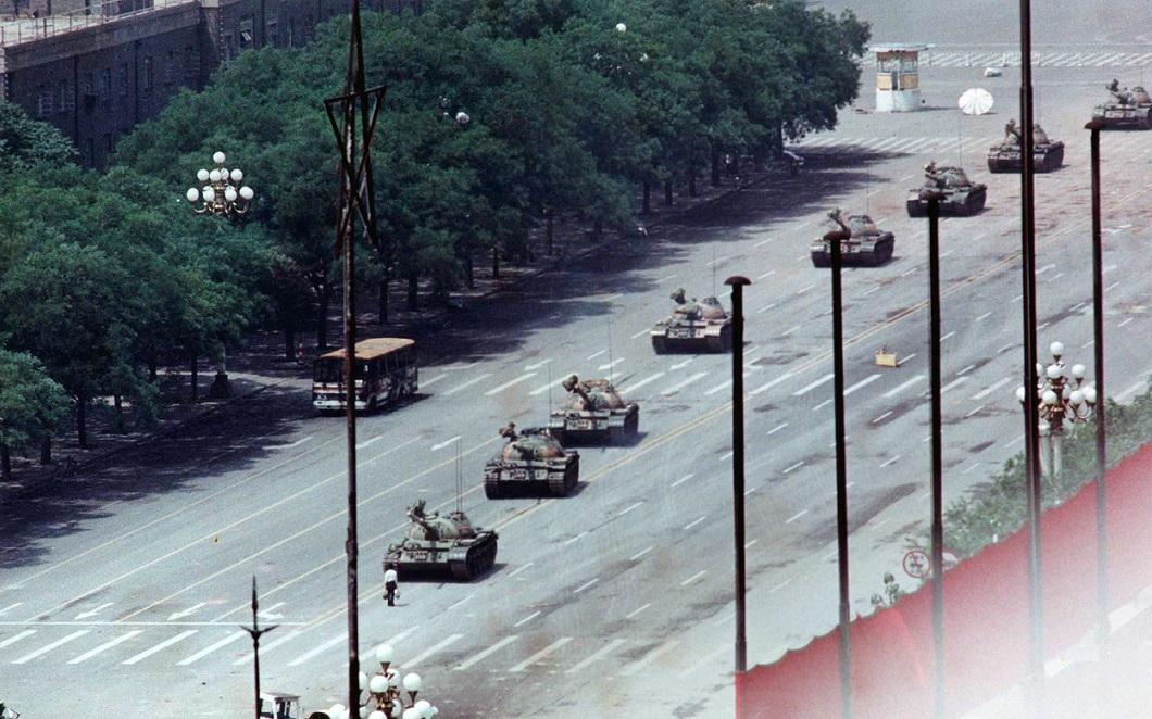 Tiananmen Square 28 Расстрел демонстрантов на площади Тяньаньмэнь 25 лет назад
