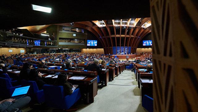 Совет Европы рассматривает отмену антироссийских санкций