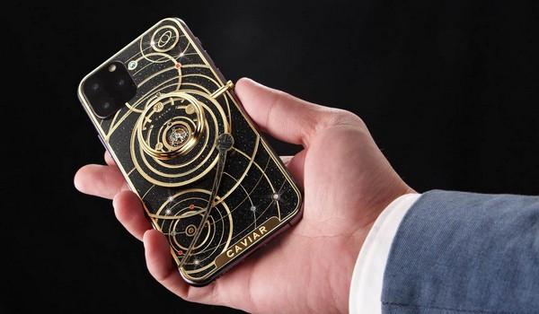 Caviar до официальной презентации iPhone 11, анонсировали эксклюзивную версию смартфона за 50.000$