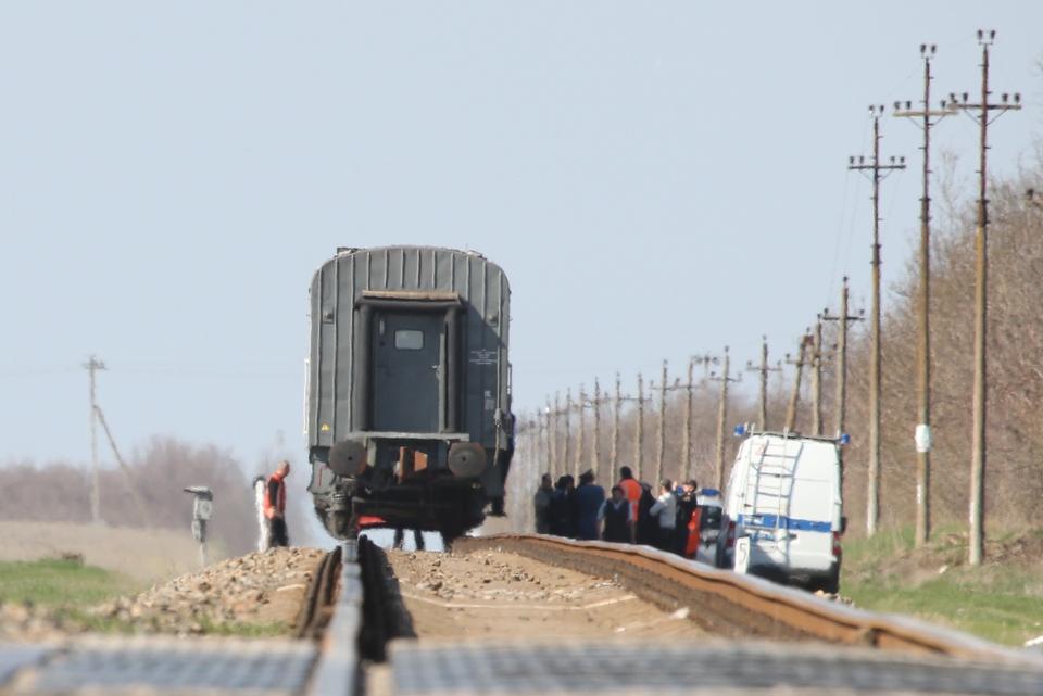 В Челябинской области товарн…