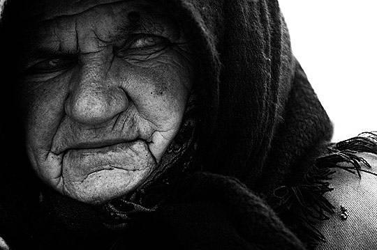 Давай помянем бабушку