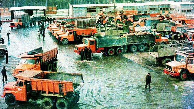 Иномарки в СССР