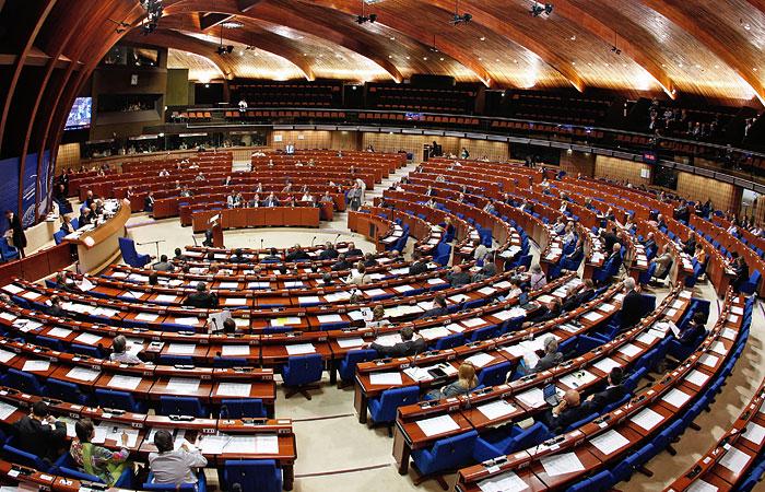 ПАСЕ лишила делегацию России права голоса