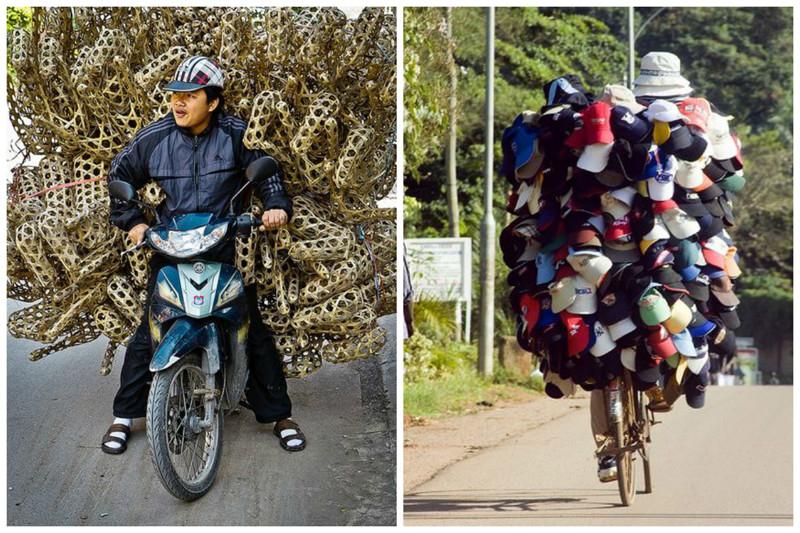 Двухколесный транспорт – незаменимая в хозяйстве вещь!