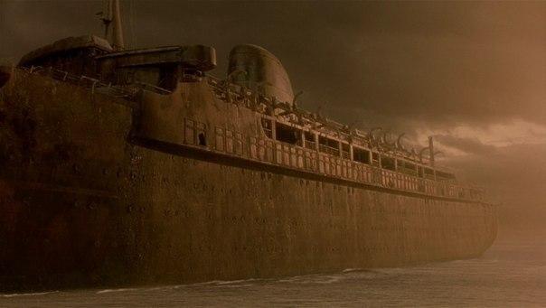 5 кораблей-призраков