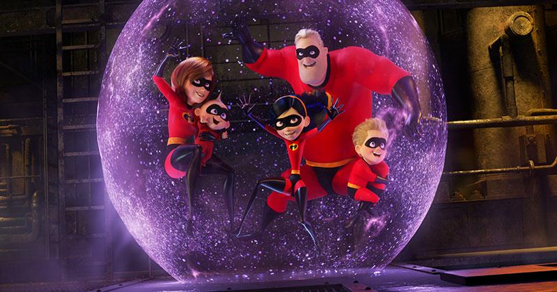 8 интересных фактов про мультфильм «Суперсемейка-2», о которых вы, скорее всего, не знали