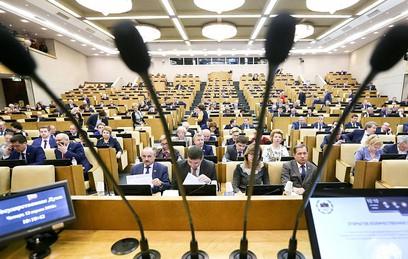 Госдума одобрила в I чтении законопроект об изменениях в пенсионном законодательстве