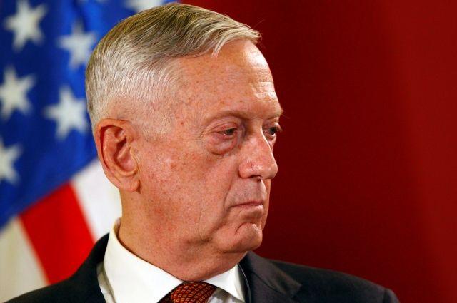 Мэттис считает ядерное оружие России главной угрозой для США
