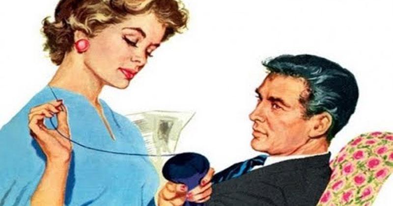 Как удержать мужа? Вот что с…
