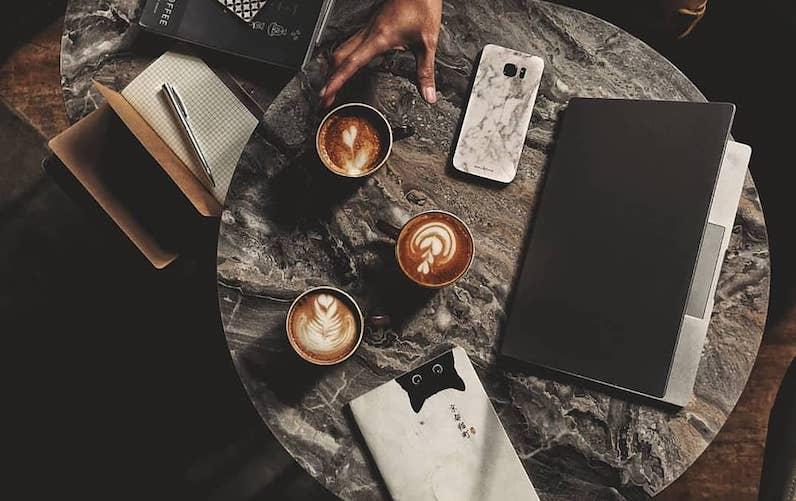 Работа со вкусом кофе: инстаграм, в котором находят самые уютные места для работы фриналсеров