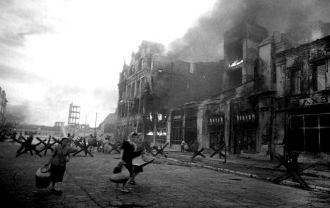 Как выживало мирное население во время битвы за Сталинград